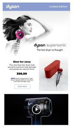 Dyson deals in the Bed Bath & Beyond weekly ad in New York