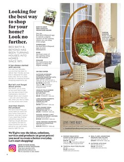 Table deals in the Bed Bath & Beyond weekly ad in Poughkeepsie NY
