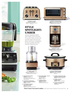 Cuisinart deals in the Bed Bath & Beyond weekly ad in New York