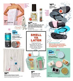 Candle deals in the Bed Bath & Beyond weekly ad in Bay City MI