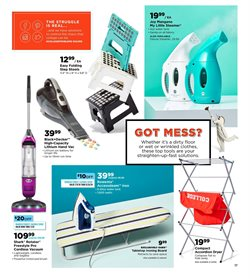 Shark deals in the Bed Bath & Beyond weekly ad in New York