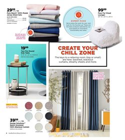 Curtains deals in the Bed Bath & Beyond weekly ad in Stone Mountain GA