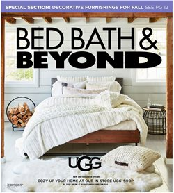 Bed Bath & Beyond deals in the Fontana CA weekly ad