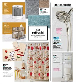 Shelving deals in the Bed Bath & Beyond weekly ad in Columbus IN