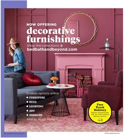 Mirror deals in the Bed Bath & Beyond weekly ad in Modesto CA