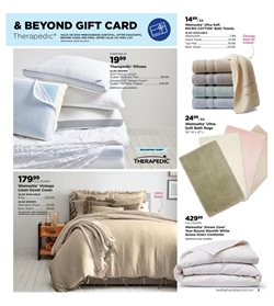 Mattress deals in the Bed Bath & Beyond weekly ad in Charlottesville VA