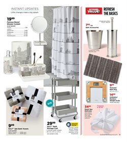 Curtains deals in the Bed Bath & Beyond weekly ad in Dallas TX