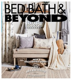 Home & Furniture deals in the Bed Bath & Beyond weekly ad in Aiken SC
