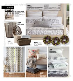 Pillow deals in the Bed Bath & Beyond weekly ad in New York