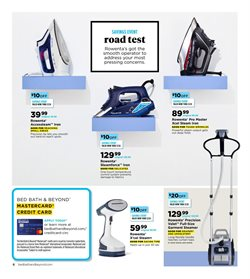 Curtains deals in the Bed Bath & Beyond weekly ad in New York