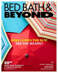 Bed Bath & Beyond deals in the Phoenix AZ weekly ad