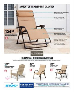 Furniture deals in the Bed Bath & Beyond weekly ad in Poughkeepsie NY