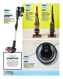 Batteries deals in the Bed Bath & Beyond weekly ad in New York
