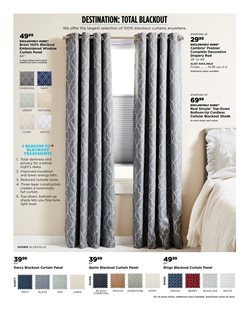 Curtains deals in the Bed Bath & Beyond weekly ad in Phoenix AZ
