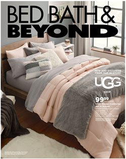 Home & Furniture deals in the Bed Bath & Beyond weekly ad in Van Nuys CA