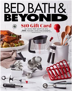 Bed Bath & Beyond deals in the Lexington KY weekly ad