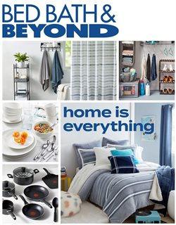 Bed Bath & Beyond catalogue in Houston TX ( Expires tomorrow )