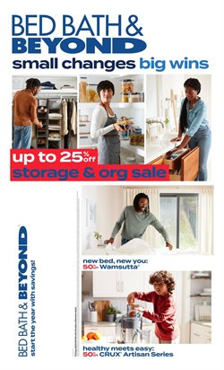 Home & Furniture offers in the Bed Bath & Beyond catalogue in Knoxville TN ( Expires tomorrow )