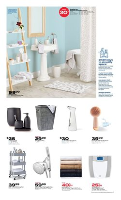 Shelving deals in Bed Bath & Beyond