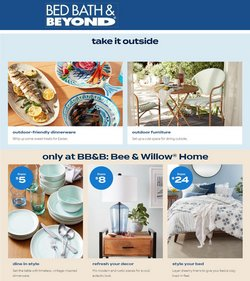 Bed Bath & Beyond catalogue ( Expired )