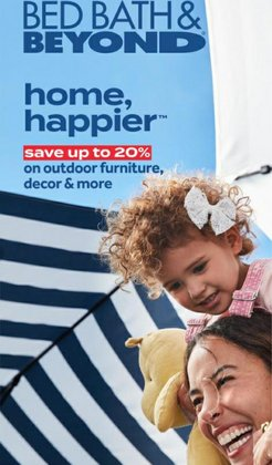Home & Furniture offers in the Bed Bath & Beyond catalogue in Los Angeles CA ( 1 day ago )