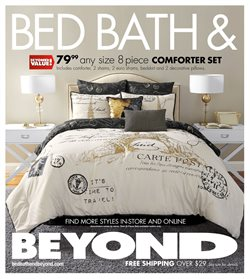 Home & Furniture deals in the Bed Bath & Beyond weekly ad in Johnstown PA