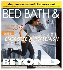 Bed Bath & Beyond deals in the Miami FL weekly ad