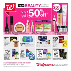 Walgreens deals in the Northfield MN weekly ad