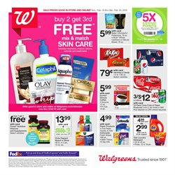Walgreens deals in the Michigan City IN weekly ad