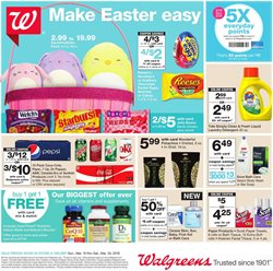 Detergent deals in the Walgreens weekly ad in Columbus IN