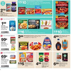 Pizza deals in the Walgreens weekly ad in Modesto CA