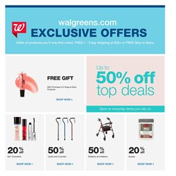 Soap deals in the Walgreens weekly ad in Dearborn Heights MI