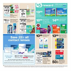 Walgreens deals in the Las Vegas NV weekly ad