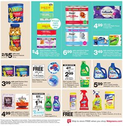 Cleaners deals in the Walgreens weekly ad in Fontana CA