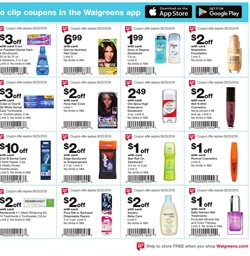 Deodorant deals in the Walgreens weekly ad in Humble TX