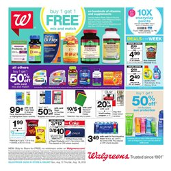 Matches deals in the Walgreens weekly ad in Roswell GA