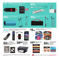 Canon deals in the Walgreens weekly ad in Bothell WA