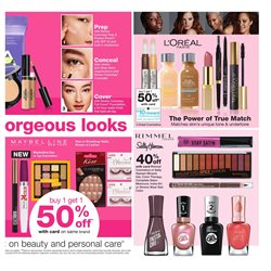 Nails deals in the Walgreens weekly ad in Pontiac MI
