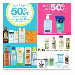 Scrub deals in the Walgreens weekly ad in Garden Grove CA