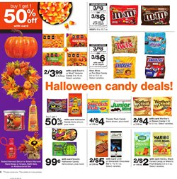 Mars deals in the Walgreens weekly ad in Federal Way WA