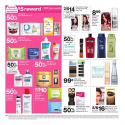 Shampoo deals in the Walgreens weekly ad in Columbus IN