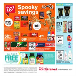 Matches deals in the Walgreens weekly ad in Santa Clara CA