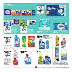 Bleach deals in the Walgreens weekly ad in Minneapolis MN