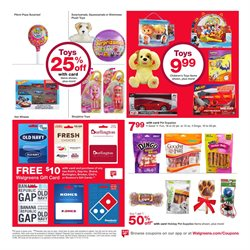 Toys deals in the Walgreens weekly ad in Kent WA