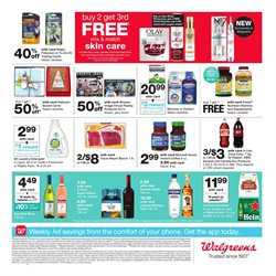 New deals in the Walgreens weekly ad in Federal Way WA