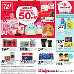 Walgreens deals in the Yorba Linda CA weekly ad