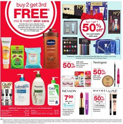 Revlon deals in the Walgreens weekly ad in Acworth GA