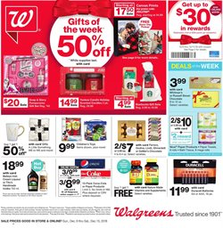 Walgreens deals in the Newark OH weekly ad