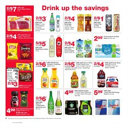 Water deals in the Walgreens weekly ad in Dallas TX