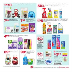 Gel deals in the Walgreens weekly ad in Allentown PA